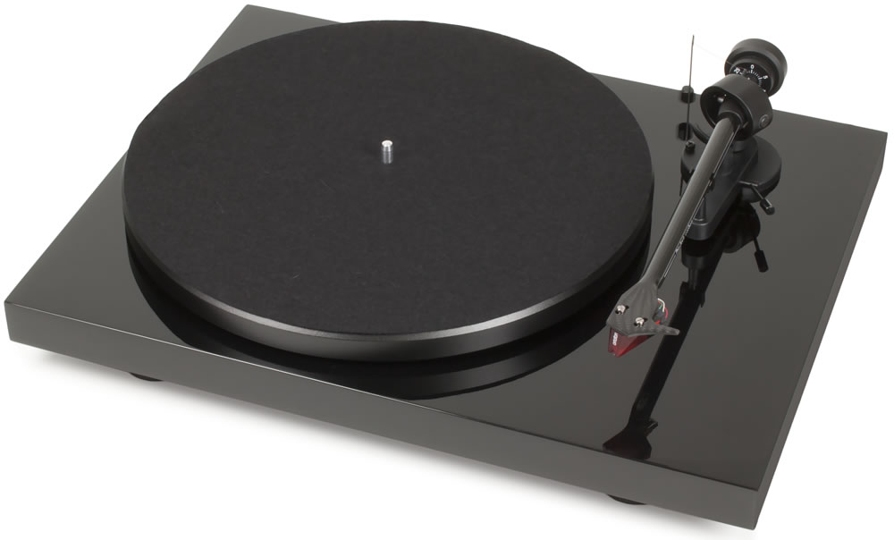Project Debut Carbon Pierwszy gramofon
