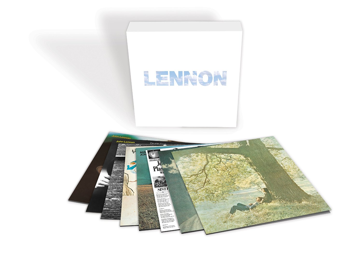 Lennon - 8 LP Signature Box Set