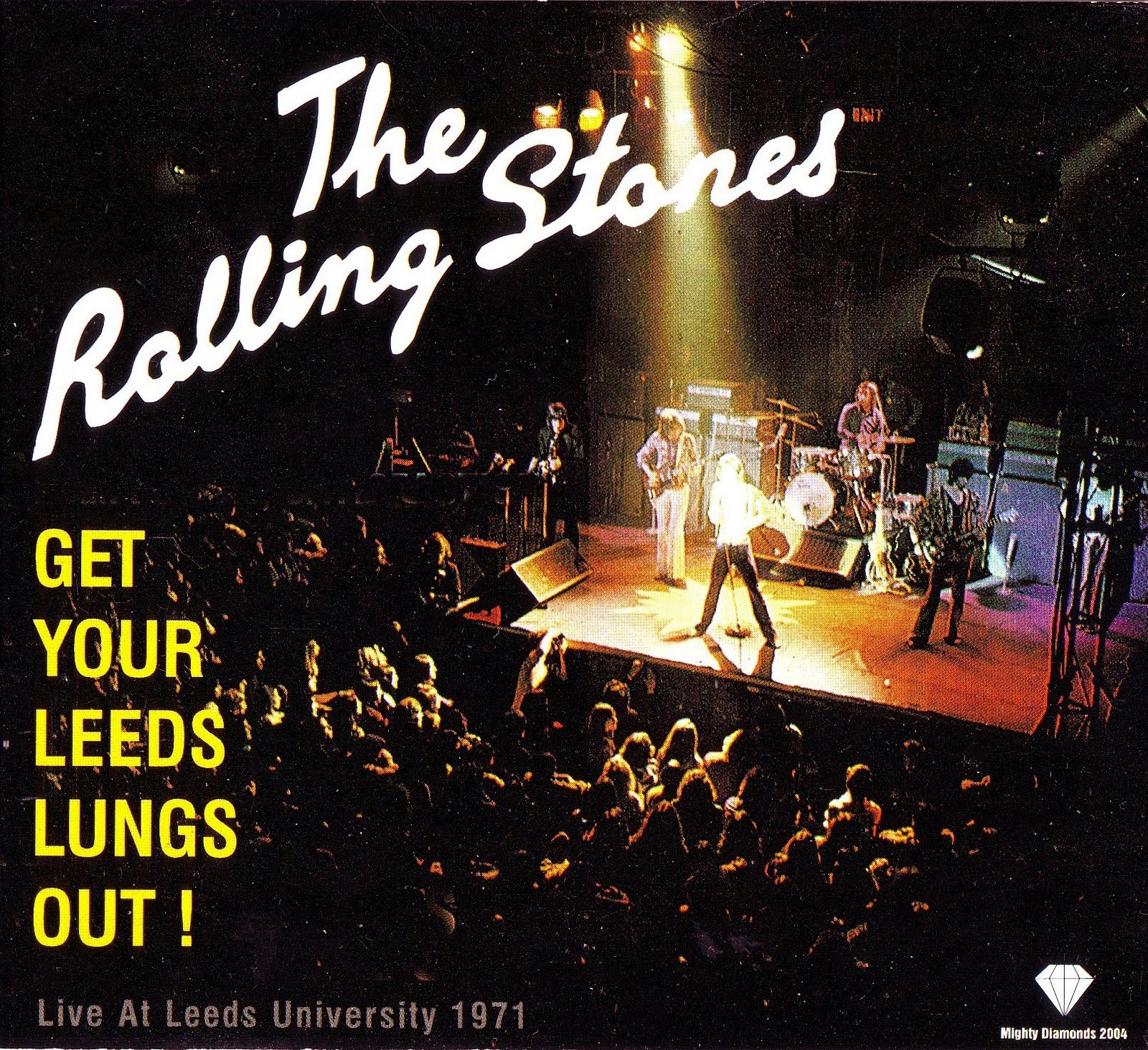The Rolling Stones - LIve At Leeds 1971