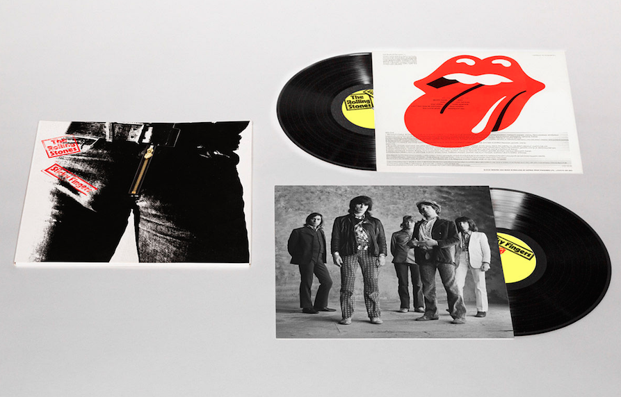 The Rolling Stones - Sticky Fingers Deluxe