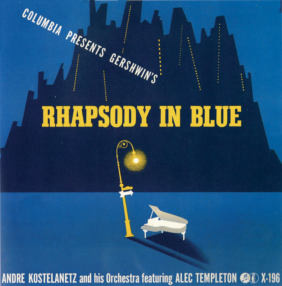 Alex Steinweiss - Rhapsody in Blue