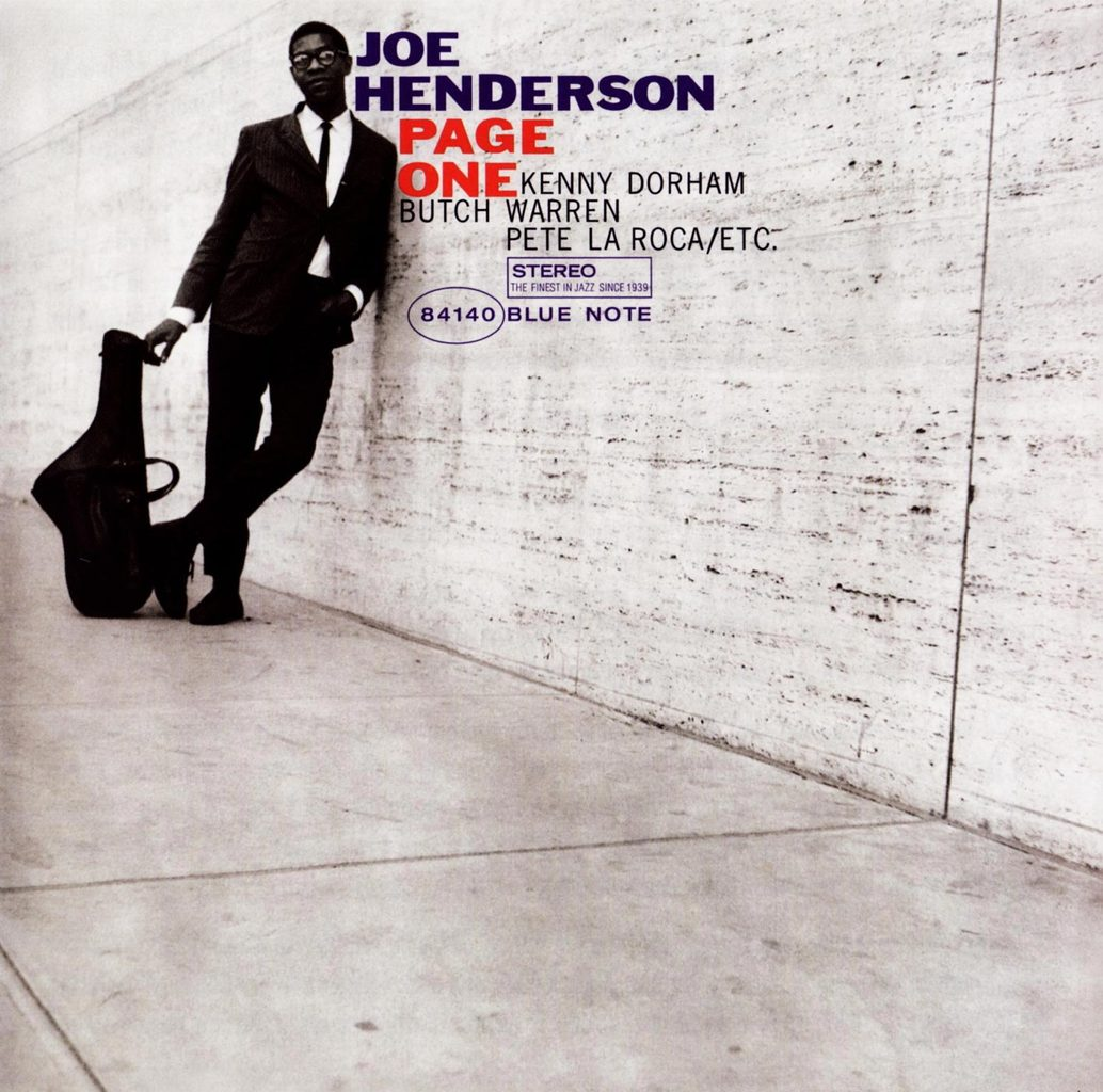 Joe Henderson - One Page